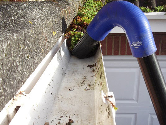 Gutter Clearance Clearing Out Gutters Worcestershire And