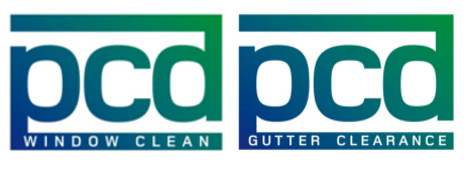 PCD Window Clean Logo