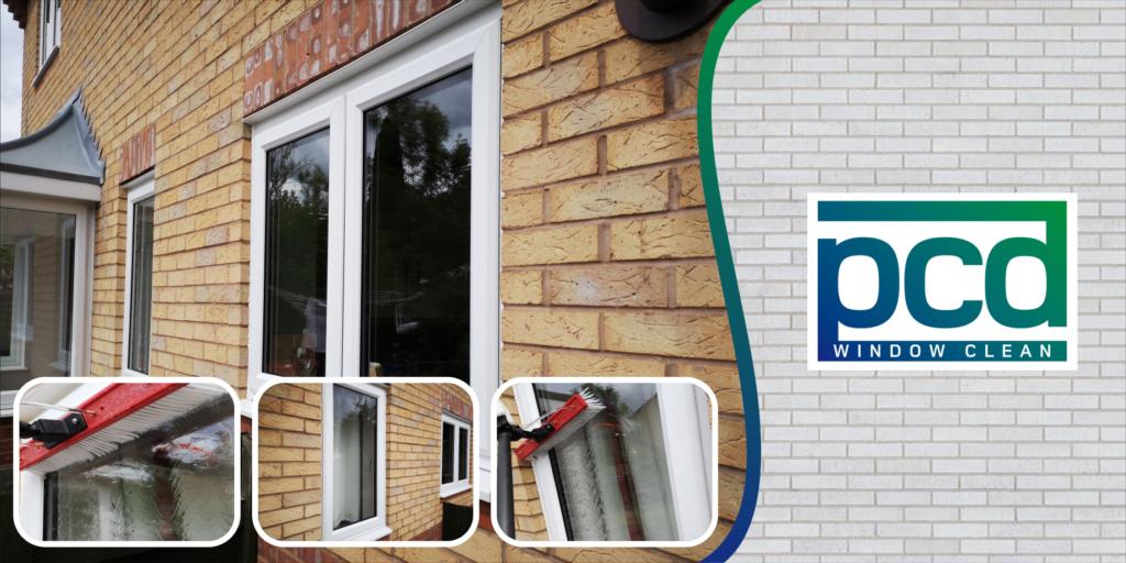 PCD Window Clean, Window cleaner for Kidderminster